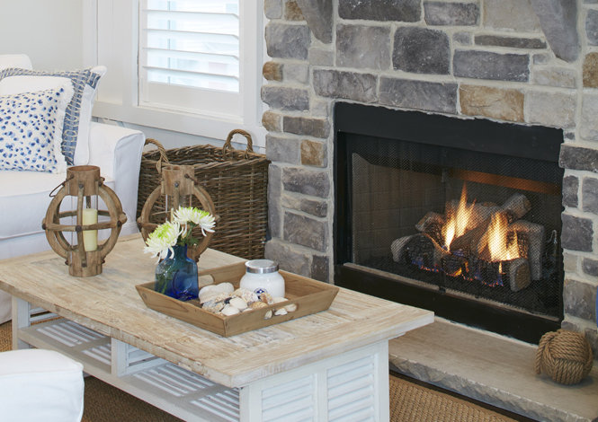 Make It Hot: Designing a Showstopping Fireplace | Marnie's Notebook