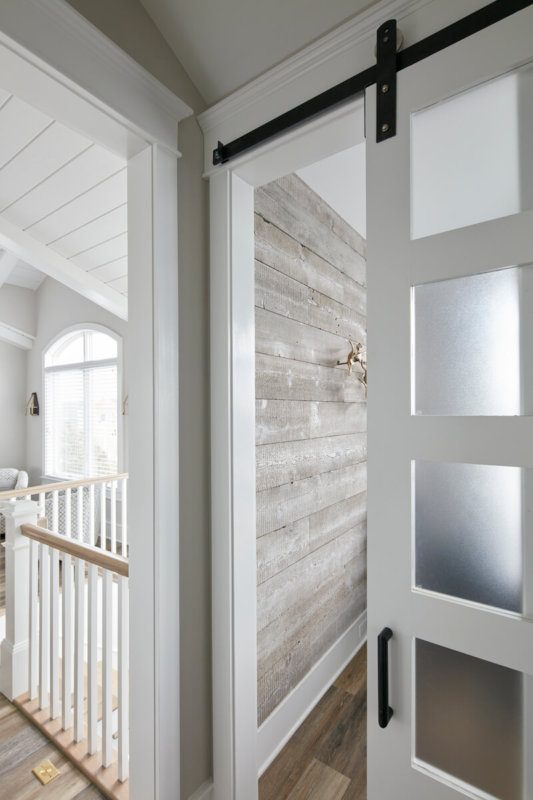 13 Ways to Love a Rustic Wood Wall | Marnie's Notebook