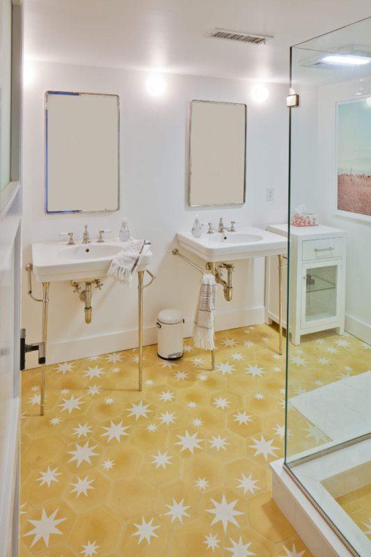 14 Times Bathroom Tile Stole The Show Marnie Custom Homes